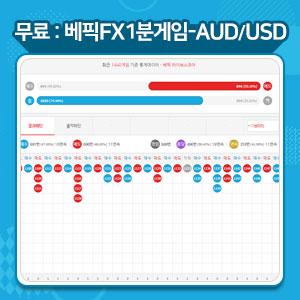 FX게임 AUD/USD 구간분석